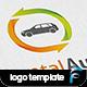 Rental Auto Logo - GraphicRiver Item for Sale