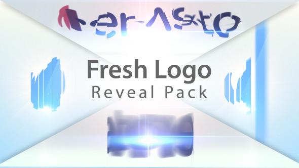 Fresh Logo Reveal Pack