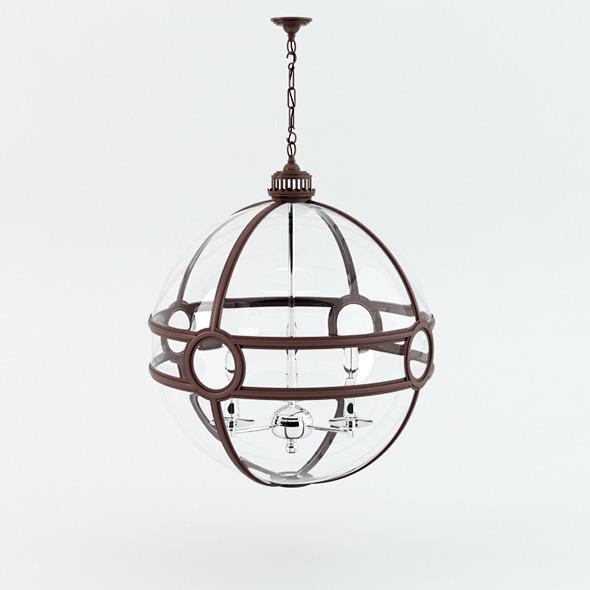 3DOcean Eichholtz Lantern Hagerty 8794960