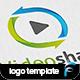 Video Share Logo - GraphicRiver Item for Sale