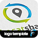 Location Share Logo - GraphicRiver Item for Sale