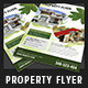Nature Inspired Property Flyer - GraphicRiver Item for Sale