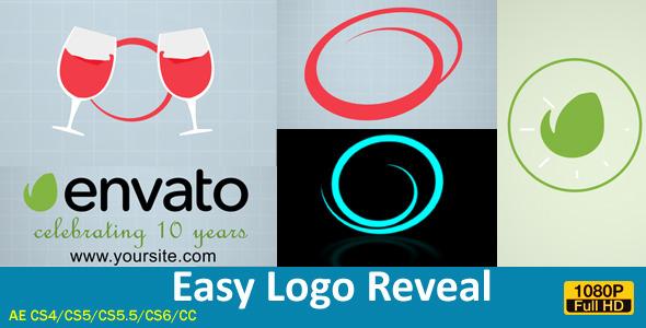 Easy Logo Reveal