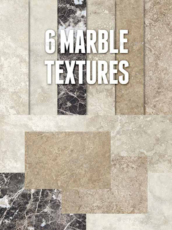 GraphicRiver Marble Textures Pack 1 8796086