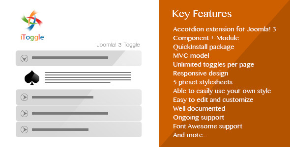 CodeCanyon iToggle Responsive Toggle for Joomla 3 8796119