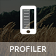 Profiler | Mobile & Tablet Responsive Template - Mobile Site Templates