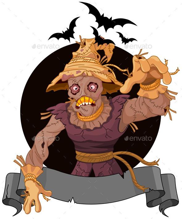 GraphicRiver Scarecrow 8798086