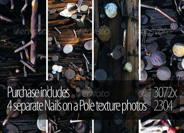 Nails on a Pole