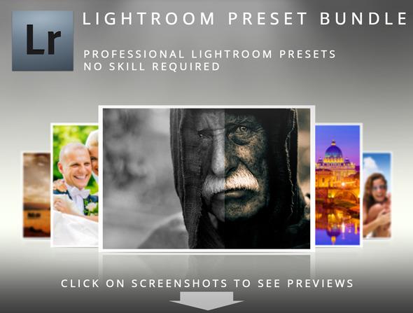 Lightroom Preset Bundle - Lightroom Presets Add-ons