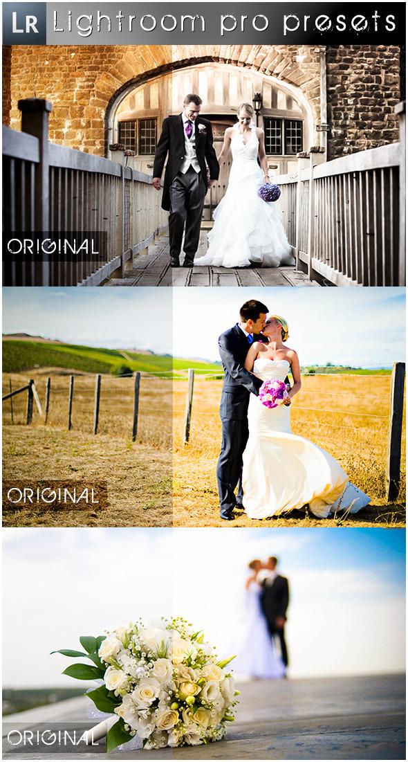 13 Wedding Pro Presets