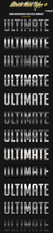 Ultimate Metal Styles V2