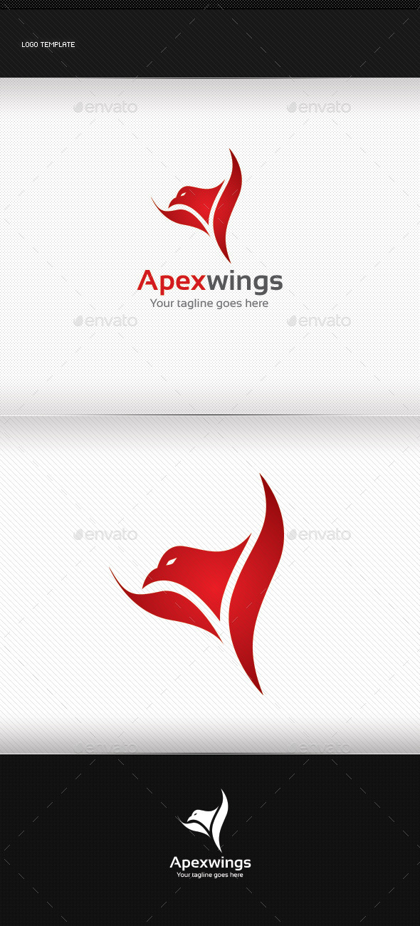GraphicRiver Apex Wings 8798581