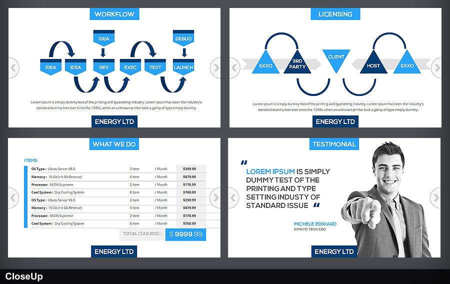 presentation proposal