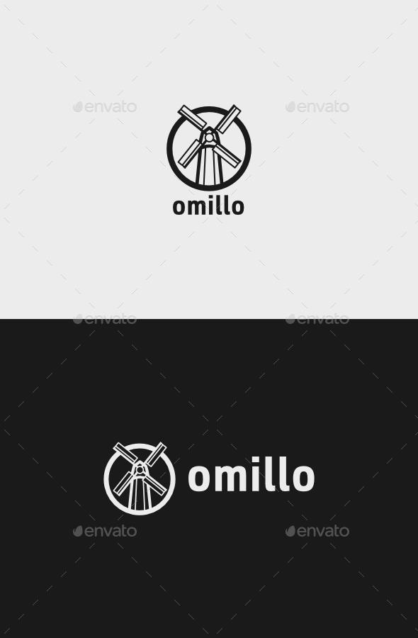 GraphicRiver Omillo Logo 8798830