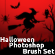 Halloween Photoshop Brush - GraphicRiver Item for Sale