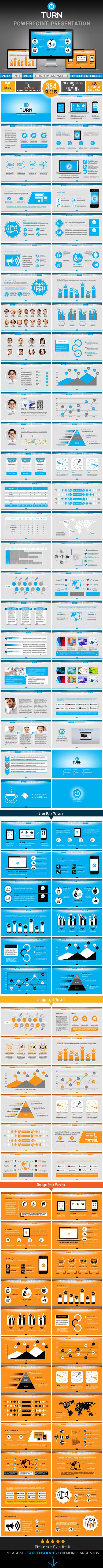 Premium PowerPoint Presentation Templates
