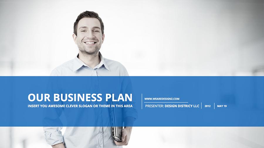 Powerpoint presentation business plan