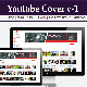 Youtube Cover v-1 - GraphicRiver Item for Sale