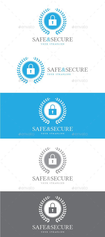 GraphicRiver Safe & Secure Logo 8799431