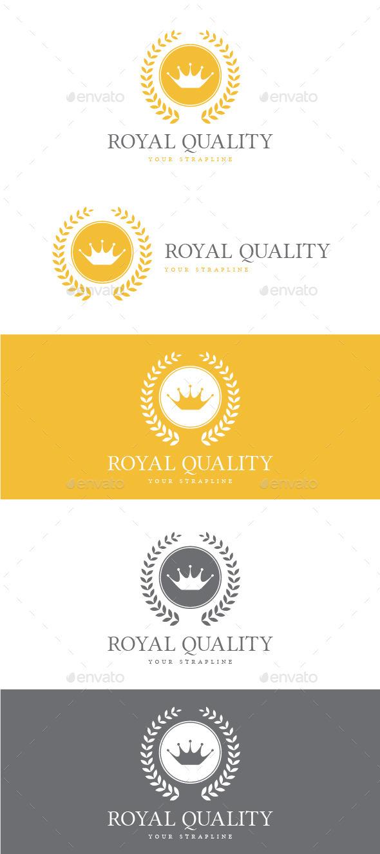 GraphicRiver Royal Quality Logo 8799446