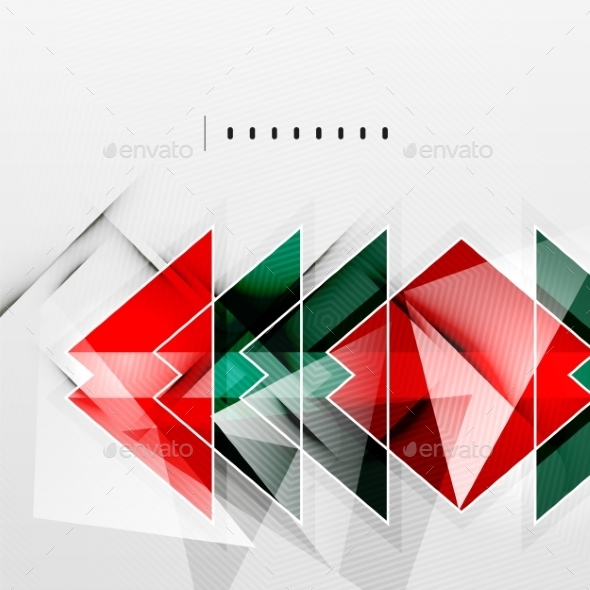 GraphicRiver Squares and Shadows Background 8799560