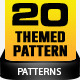 20 Seamless Themed Pattern - GraphicRiver Item for Sale