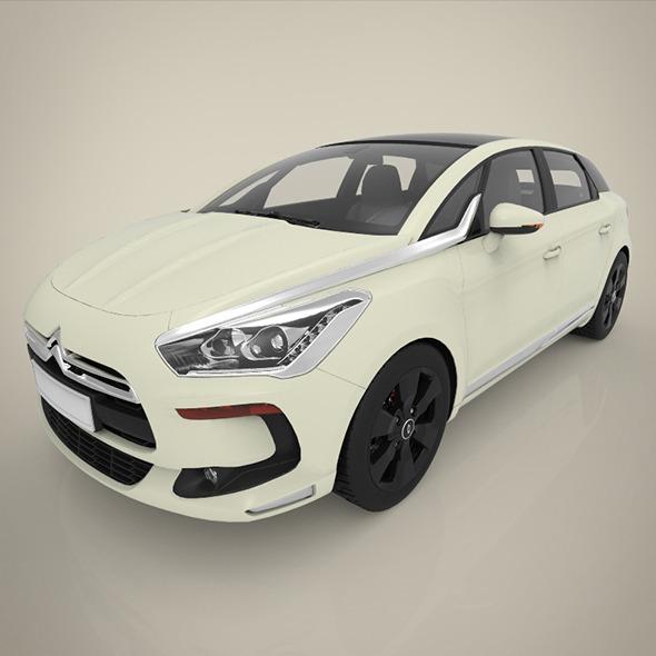 3DOcean Sport Car 8799630