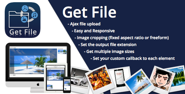 CodeCanyon Get File Uploader cropper sizes and image format 8765349