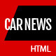 Car News - HTML for Car  Website - ThemeForest Item for Sale