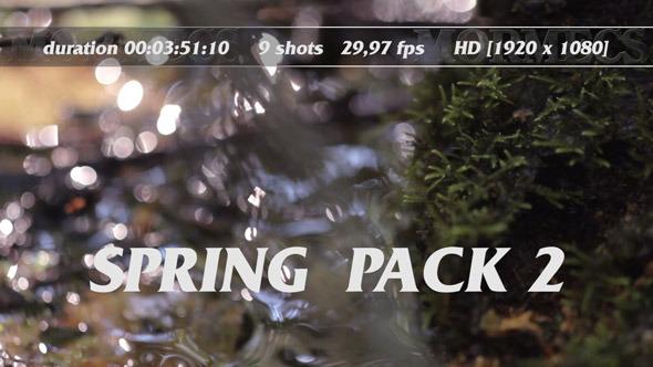 Spring Pack 2