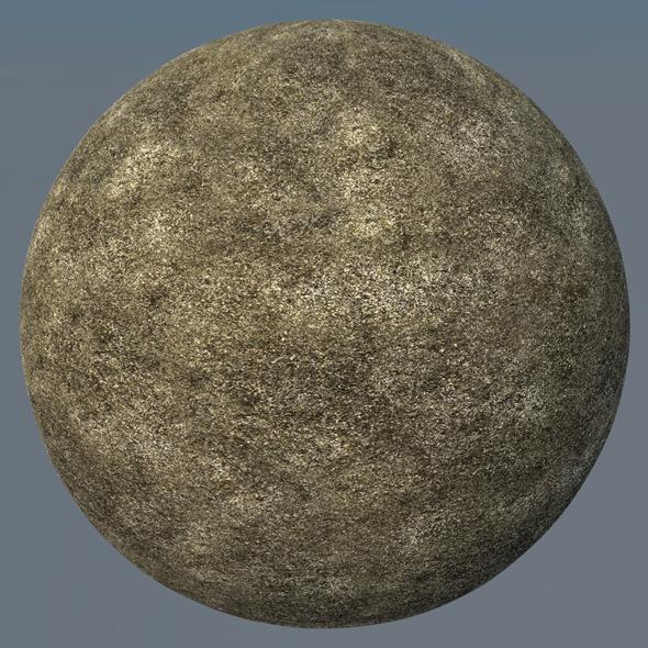 3DOcean Sand Landscape Shader 001 8800867