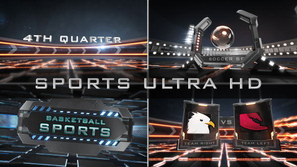 Sports Ultra Broadcast Pack