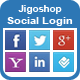 Jigoshop Social Login - WordPress plugin