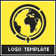 World Click Logo Template - GraphicRiver Item for Sale