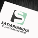 Satiarianiha Logo Template - GraphicRiver Item for Sale