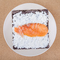 Sushi with salmon - PhotoDune Item for Sale