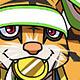 Sport Tiger Mascot - GraphicRiver Item for Sale