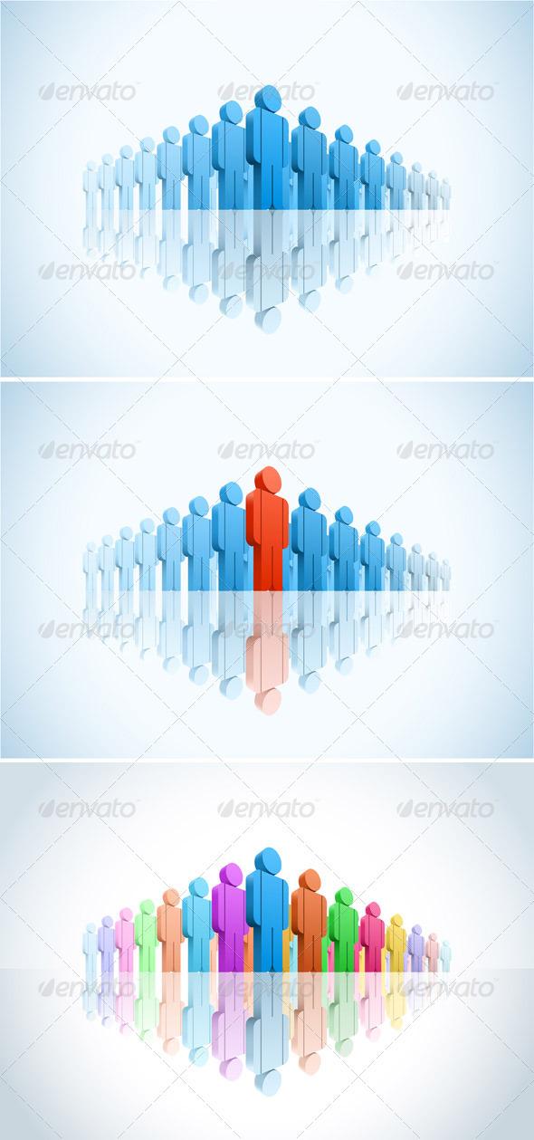 GraphicRiver Big Group 896342