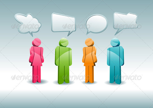 GraphicRiver Conversation 896348