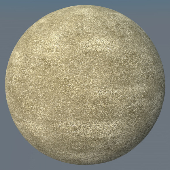 3DOcean Sand Landscape Shader 008 8802905