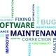 word cloud - software maintenance - PhotoDune Item for Sale