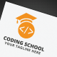 Coding School Logo - GraphicRiver Item for Sale