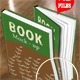 Realistic Book Mock-Up  - GraphicRiver Item for Sale