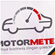 Motor Meter Car Logo - GraphicRiver Item for Sale