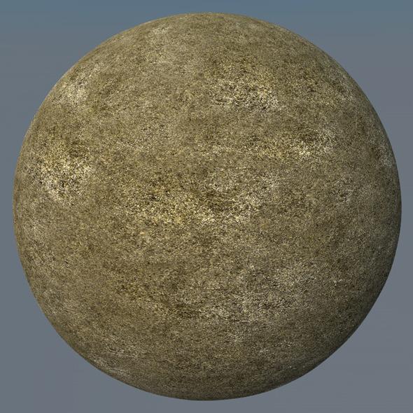 3DOcean Sand Landscape Shader 012 8804044