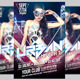 Urban Night Flyer - GraphicRiver Item for Sale