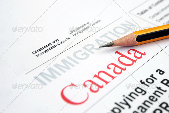 PhotoDune Immigration Canada 981937