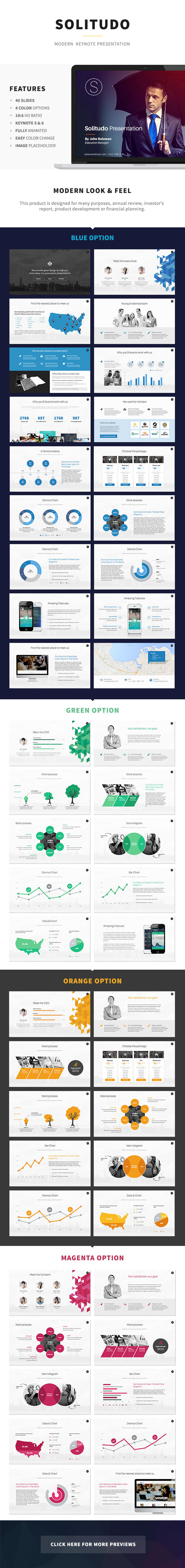 GraphicRiver Solitudo Keynote Presentation 8804888