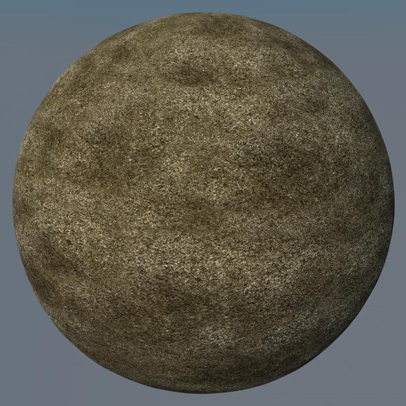 3DOcean Sand Landscape Shader 019 8804898