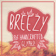 Breezy Handsketched Font - GraphicRiver Item for Sale